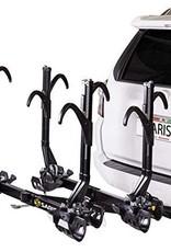 Saris Saris, SuperClamp EX, Hitch mounted bike rack, 4 Bikes, 2'', Black