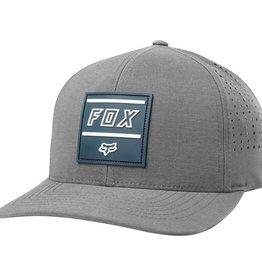 fox head MIDWAY FLEXFIT HAT [DRK GRY] S/M