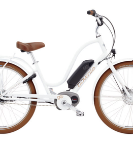 ELECTRA ELECTRA TOWNIE GO! 8I LADIES' 26 WHITE