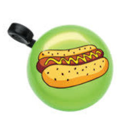 Electra Bicycle Company Bell Electra Domed Ringer Hot Dog