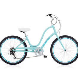 ELECTRA ELECTRA Townie Original 7D Ladies' 26 Polar Blue