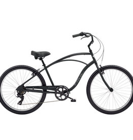 ELECTRA ELECTRA Cruiser 7D Men's 26 Matte Black