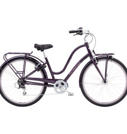 ELECTRA ELECTRA Townie Commute 8D EQ Ladies M AUBERGINE