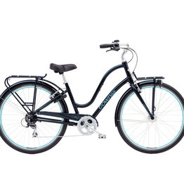 ELECTRA ELECTRA Townie Commute 8D EQ Ladies GALAXY BLACK