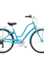 ELECTRA Townie Commute 8D EQ Ladies M Cerulean Metallic