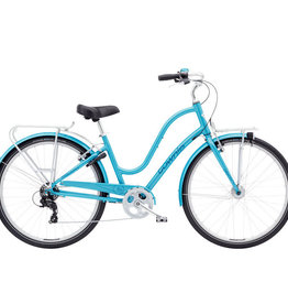 ELECTRA ELECTRA Townie Commute 8D EQ Ladies M Cerulean Metallic