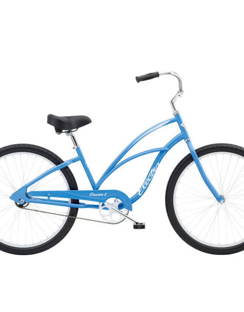 "ELECTRA Cruiser 1 Ladies 26"" French Blue"