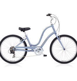 ELECTRA ELECTRA Townie Original 7D 24in Ladies' 24 Icy Blue