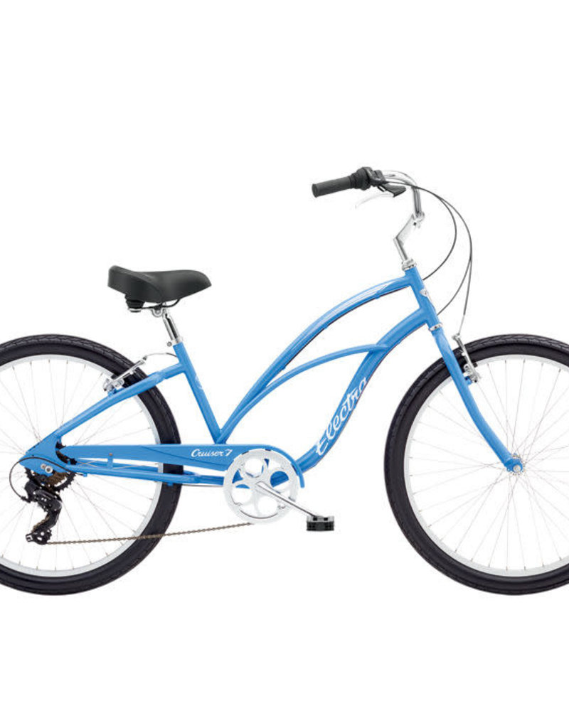 ELECTRA Cruiser 7D Ladies' 26 French Blue