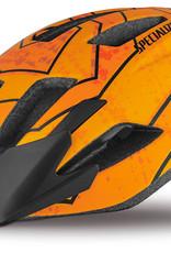 Specialized SHUFFLE CHILD SB HELMET - Matte Orange Spiral