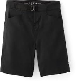 FOX YOUTH RANGER CARGO SHORT [BLK] 28