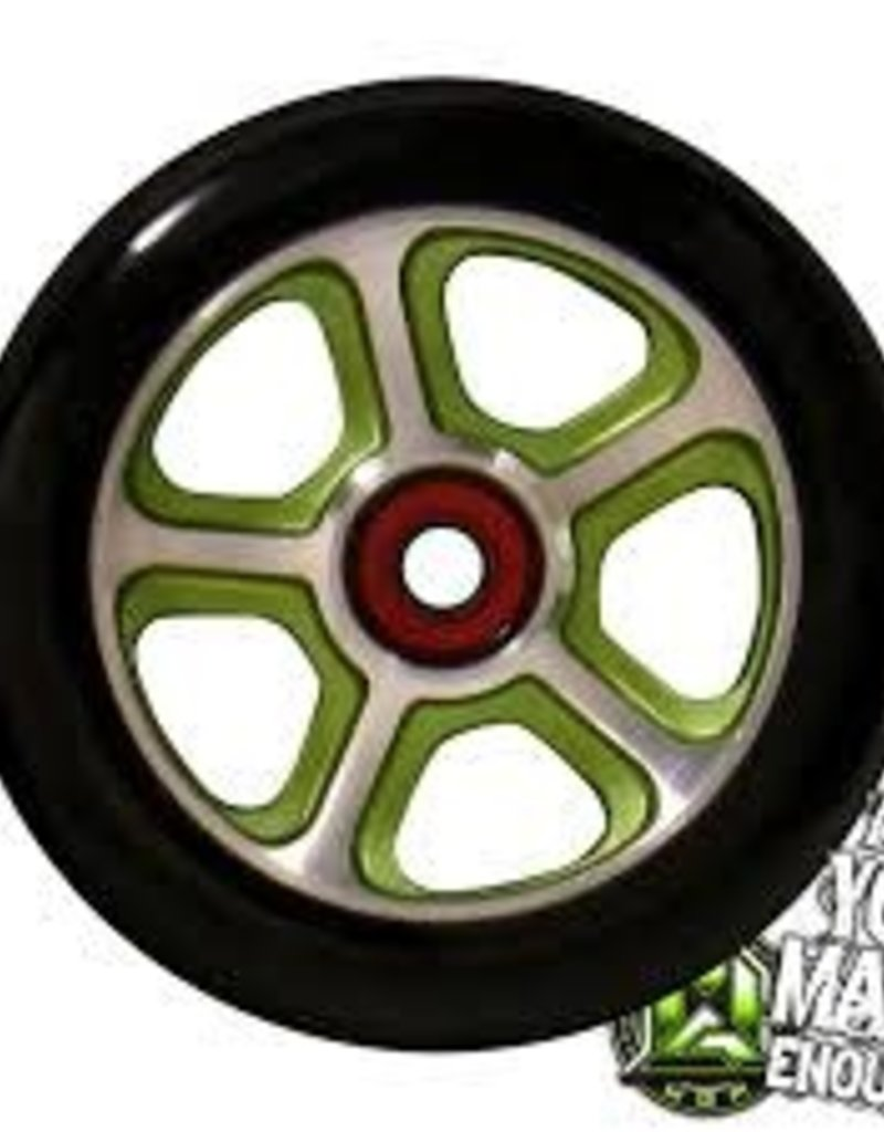 Madd Gear 110mm Filth Wheel Green