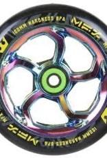 Madd Gear MFX RWilly Signiature 120mm Wheel Neo-Chrome