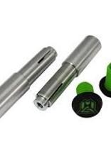 Madd Gear MGP bar extender/bar plugs