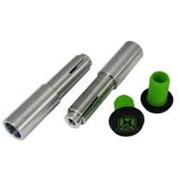 Madd Gear MGP bar extender/bar plugs