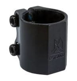 Madd Gear MGP MFX Extreme Double Clamp-Blk