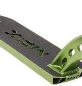 """Madd Gear VX6 MFX 4.8"""" Deck Green"""