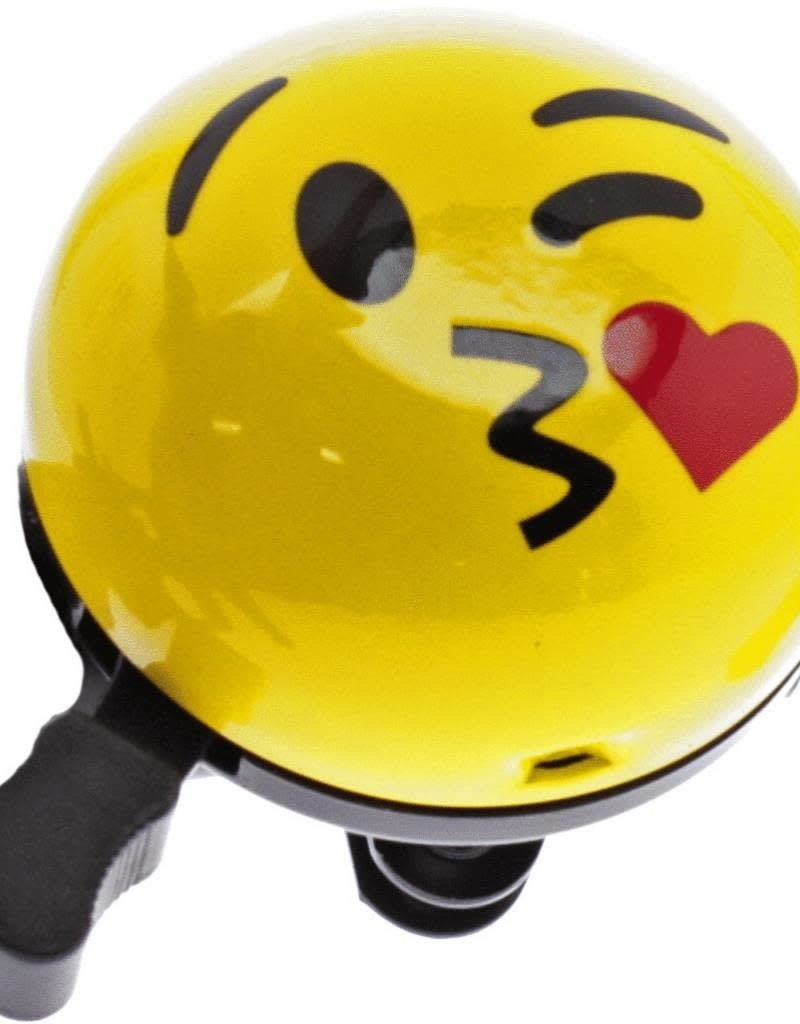 49N Emoji Bell - Kiss