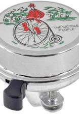 49N 49N RETRO BICYCLE PEOPLE BELL