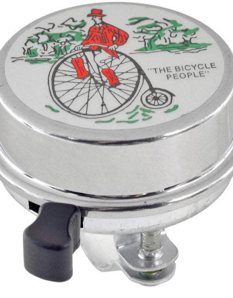 49N 49N RETRO BICYCLE PEOPLE BELL