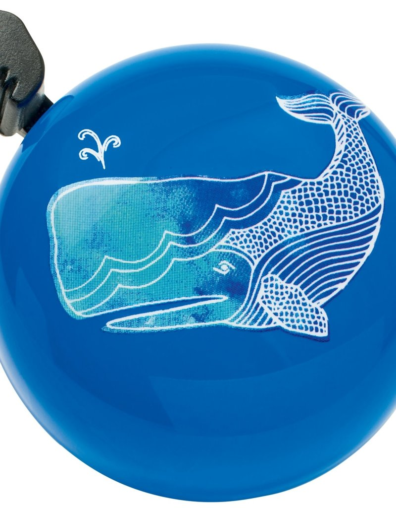 ELECTRA Bell Electra Domed Ringer Whale