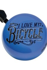 ELECTRA Bell Electra Domed Ringer I Love My Bicycle