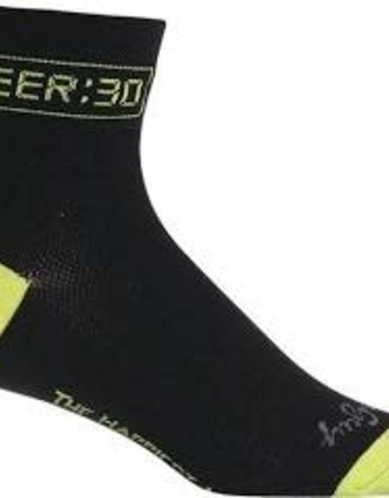 """SOCKGUY SOCKGUY 3"""" BEER:30 S-M"""