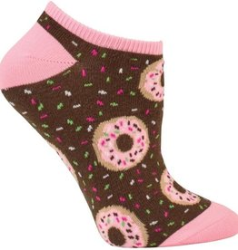 ELECTRA Sock Electra NoShow Donut One Size