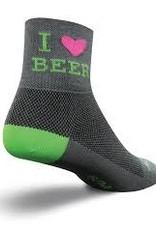 Sockguy Heart Beer l/xl