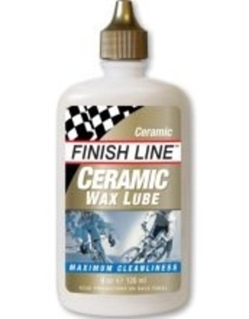 Finish Line Ceramic Wax Lube, Wet 4oz