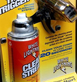 White Lightning The Trigger, Chain Cleaning Kit