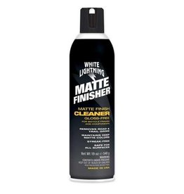 White Lightning WHITE LIGHTNING MATTE FINISHER, 19OZ