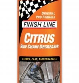 Finish Line Finish Line Citrus Bike Degreaser, 12oz Aerosol