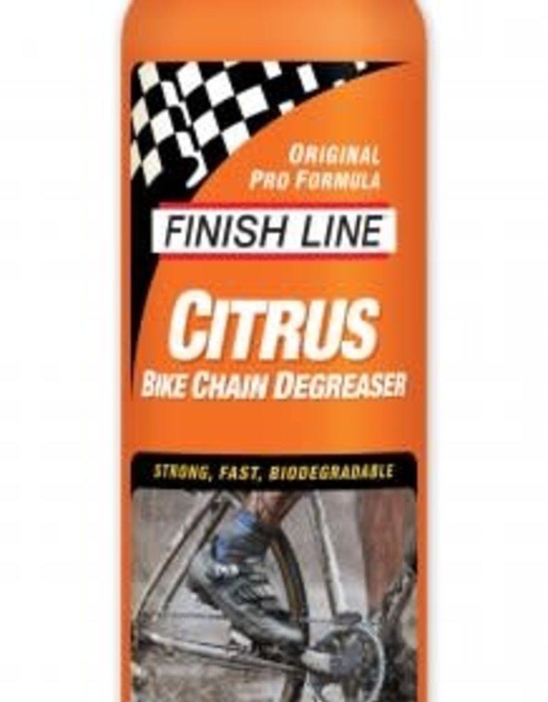 Finish Line Finish Line Citrus Bike Degreaser, 12oz Aerosol