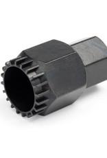 PARK TOOL Cartridge Bottom Bracket Tool - Shimano and ISIS Drive splined