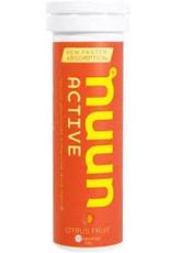 NuuN Nuun, Active, Tablets Citrus Fruit