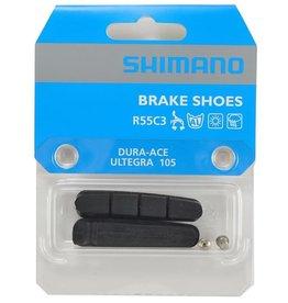 Shimano Shimano, Y8FN98090, R55C3, BR-7900, Brake pad inserts, Pair