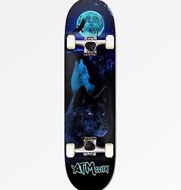 """ATM ATM Wolves 8.0"""" Skateboard Complete"""