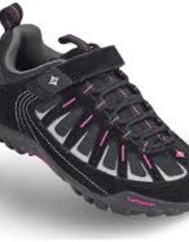 Specialized Women's Tahoe MTB Shoe Black/Pink