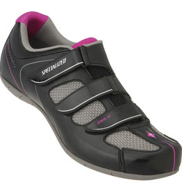 Specialized WOMEN'S SPIRITA RBX ROAD SHOE - Black/Pink 390