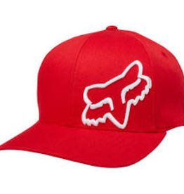 fox head FLEX 45 FLEXFIT HAT [DRK RD] L/XL