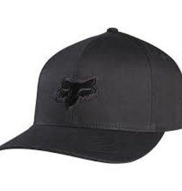 fox head LEGACY FLEXFIT HAT [BLK/BLK] L/XL
