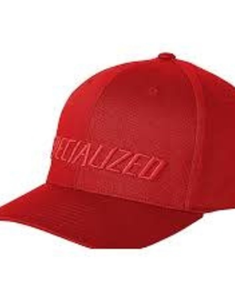 Specialized SPECIALIZED PODIUM HAT PREMIUM FIT - Red/Red SMM