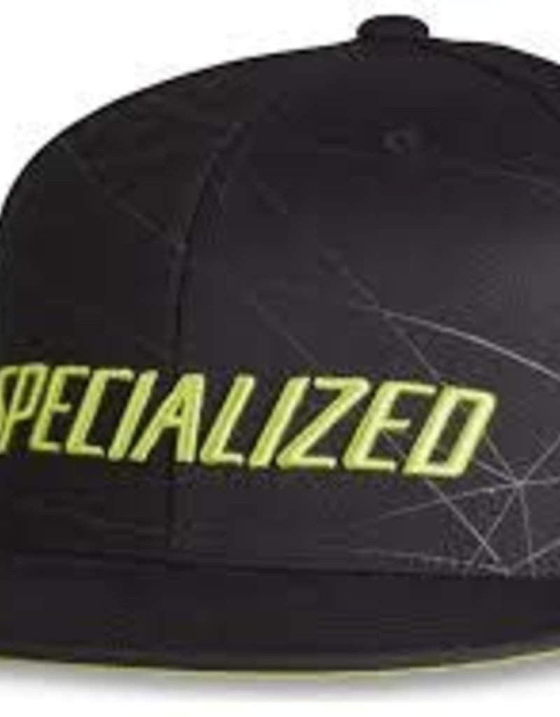 Specialized SPECIALIZED PODIUM HAT PREMIUM FIT - Black/Hyper LGX