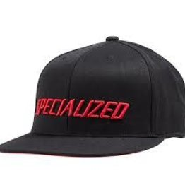Specialized PODIUM HAT PREM FIT BLK/RED S/ SM/MD