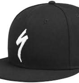 Specialized NEW ERA 9FIFTY SNAPBACK HAT S-LOGO BLK/WHT OSFA One Size