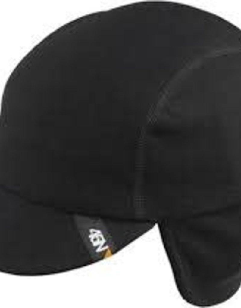 45NRTH 45NRTH Greazy Cycling Cap: Black LG/XL