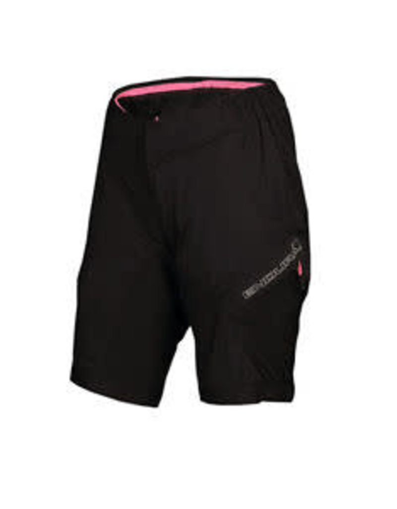 ENDURA Endura Women's Hummvee Lite II Short Black Small