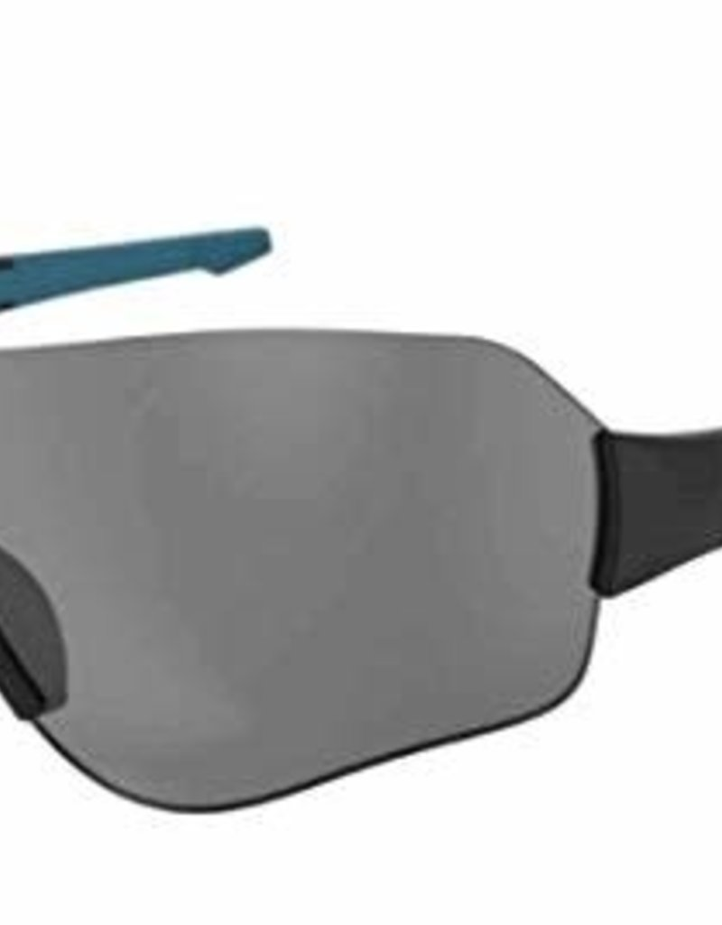 Ryders FITZ POLY MATTE BLACK - BLUE / GREY LENS ANTIFOG