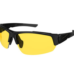 Ryders SEVENTH POLY BLACK / YELLOW LENS